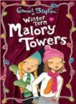 9781405252911: Winter Term at Malory Towers