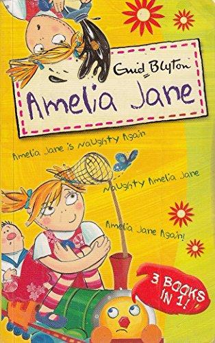 9781405252942: Enid Blyton - 3 in 1 - Amelia Jane Bind-Up