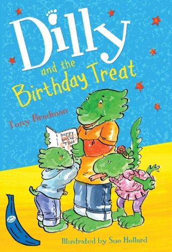 Dilly and the Birthday Treat: Blue Banana (Banana Books): Bradman, Tony