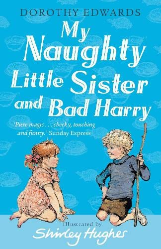 9781405253369: My Naughty Little Sister and Bad Harry