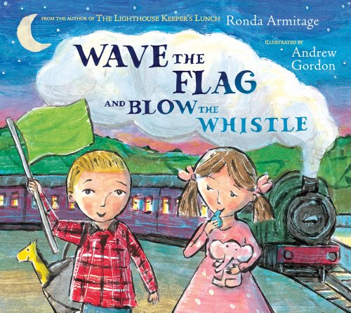 Wave the Flag and Blow the Whistle: Ronda Armitage