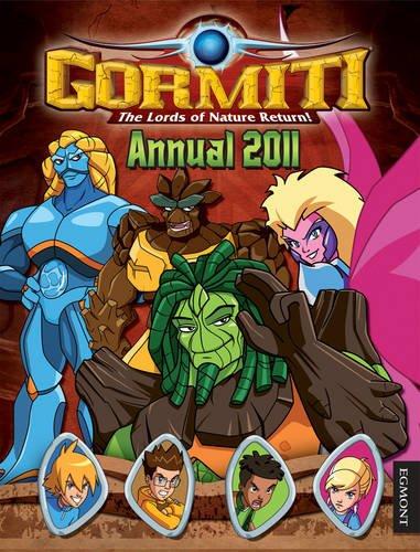 """9781405254090: """"Gormiti"""" Annual 2011"""