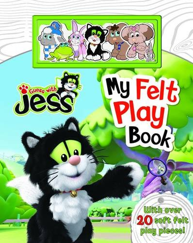 My Felt Play Book (Guess with Jess): NA