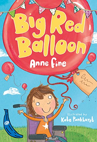 9781405254335: Big Red Balloon: Blue Banana (Banana Books)