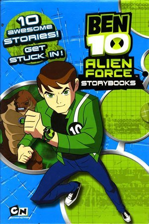 9781405255370: Ben Ten - Alien Force Story Books