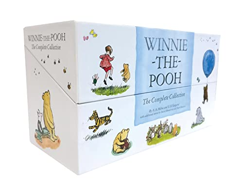 9781405255493: Winnie-the-Pooh Complete 30 copy slipcase