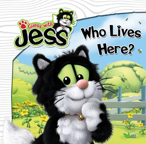 Guess with Jess: Who Lives Here?: Egmont Books (UK)