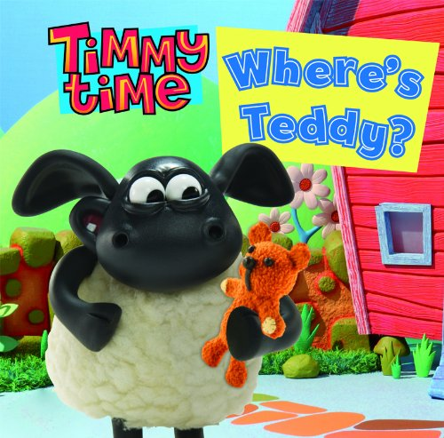 9781405255547: Timmy Time: Where's Teddy?