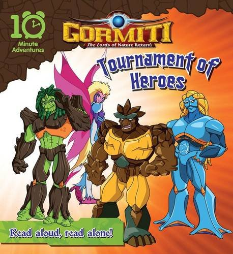 9781405256148: Gormiti: Tournament of Heroes (10 Minute Adventures)