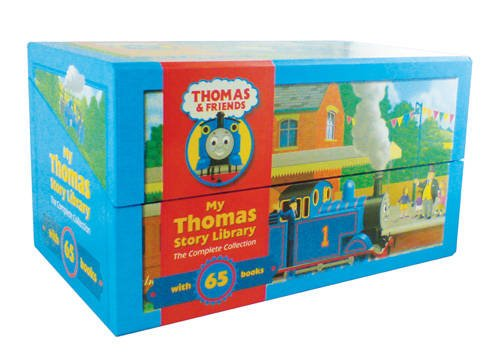 9781405256599: My Thomas Story Library: The Complete Collection