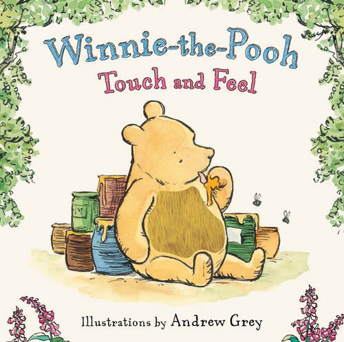 9781405256704: Winnie-The-Pooh Touch and Feel