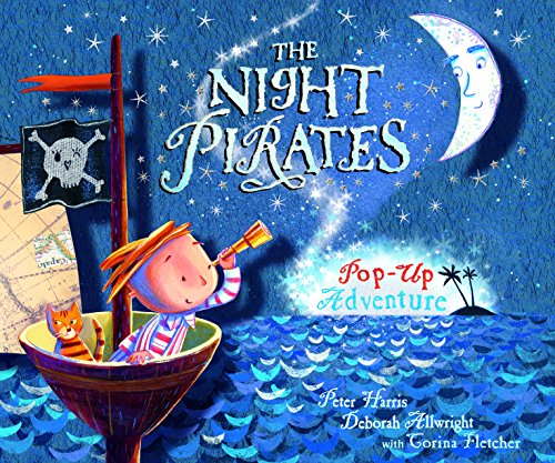 9781405256780: The Night Pirates: Pop-Up Adventure
