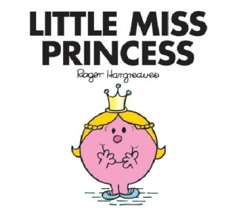 9781405257039: Little Miss Princess (Little Miss Classic Library)