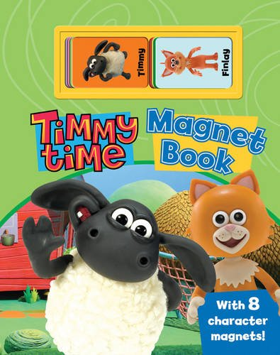 9781405257527: My Timmy Time Magnet Book