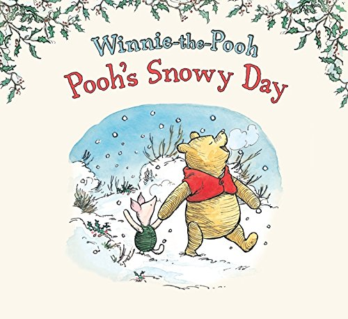 9781405257756: Winnie-the-Pooh: Pooh's Snowy Day (Christmas Story Book)