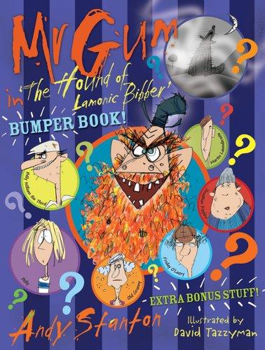 9781405258227: Mr Gum in 'The Hound of Lamonic Bibber' Bumper Book