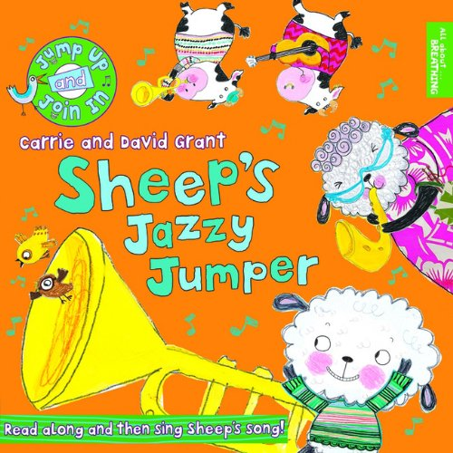 9781405258326: Sheep's Jazzy Jumper (Jump Up and Join in)