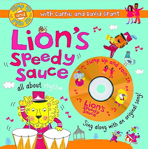 9781405258333: Lion's Speedy Sauce (Jump Up and Join In)