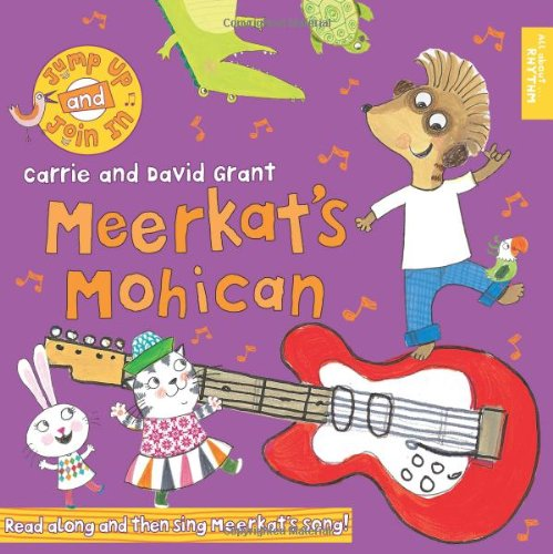 9781405258357: Meerkat's Mohican (Jump Up and Join in)