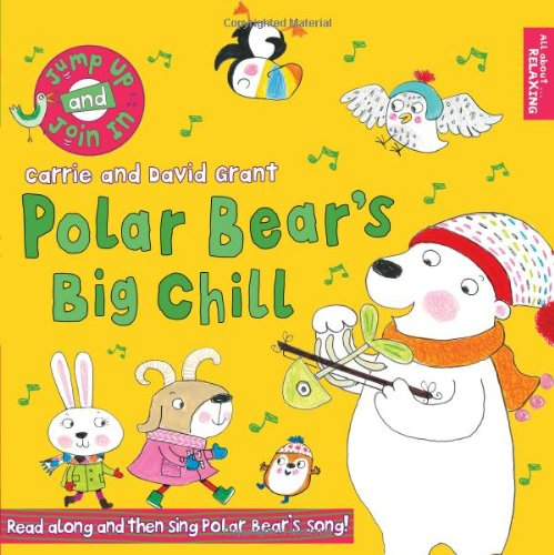 9781405258364: Polar Bear's Big Chill (Jump Up and Join in)