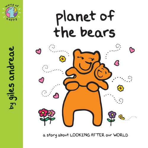 9781405258456: Planet of the Bears (World of Happy)