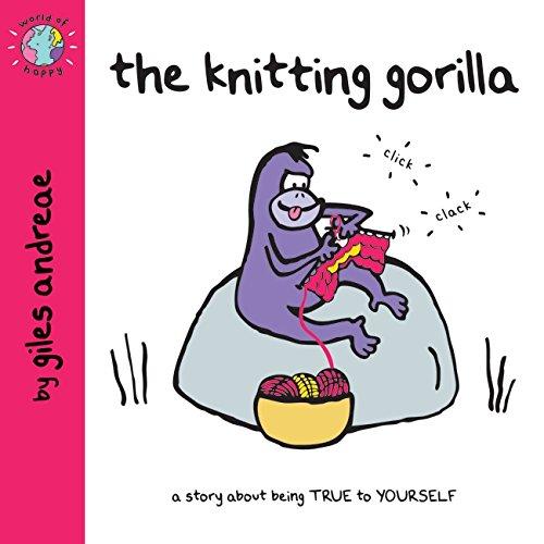9781405258463: The Knitting Gorilla (World of Happy)