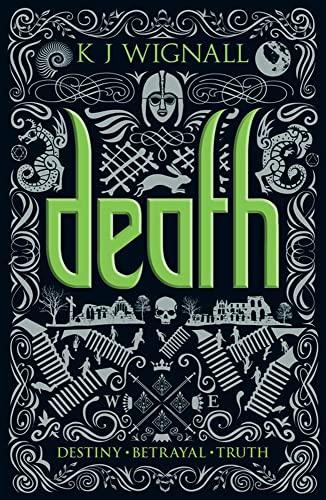 9781405258623: Death: The Mercian Trilogy