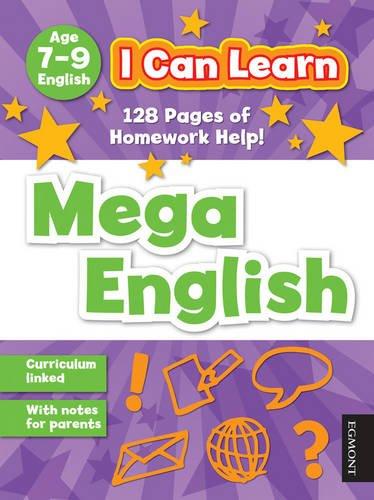 9781405258975: Mega English (Age 7-9).