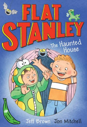 9781405259576: Flat Stanley and the Haunted House (Green Bananas)