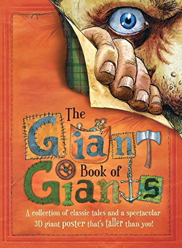 9781405260084: The Giant Book of Giants.