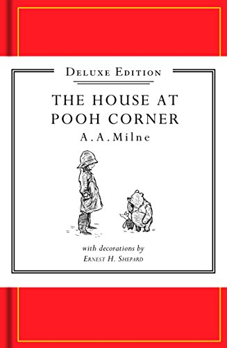 9781405260657: Winnie-the-Pooh: The House at Pooh Corner Deluxe edition