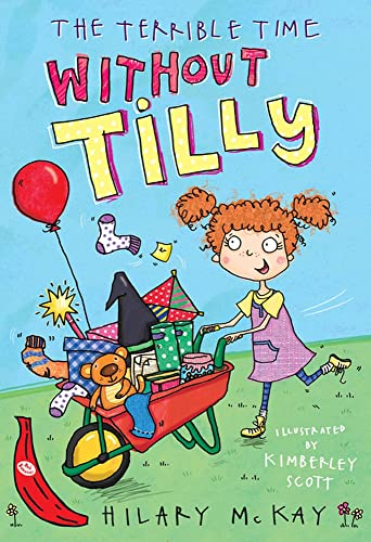 9781405260800: The Terrible Time Without Tilly (Red Bananas)
