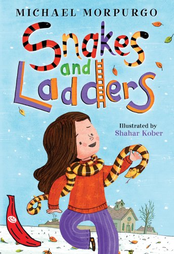 9781405260817: Snakes and Ladders (Red Bananas)