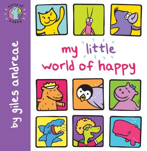 9781405260824: My Little World of Happy