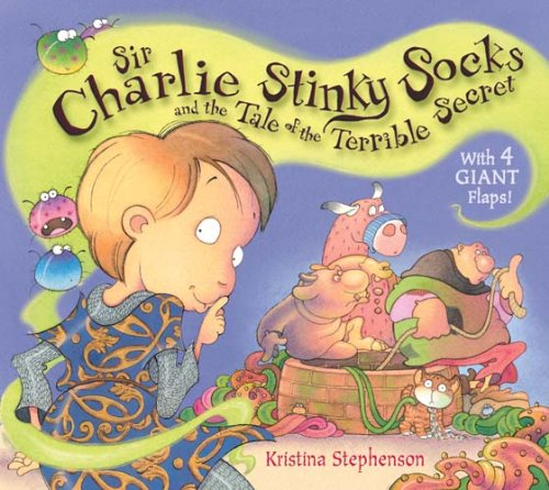 9781405260848: Sir Charlie Stinky Socks and the Really Dreadful Spell