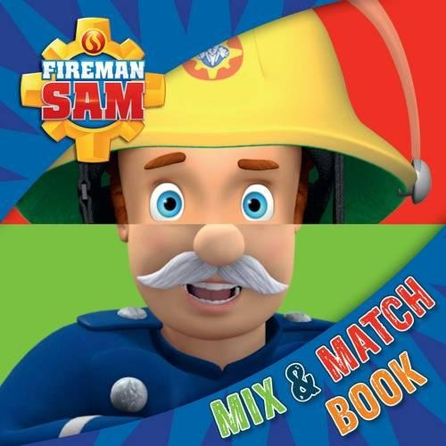 Fireman Sam Mix & Match Book.