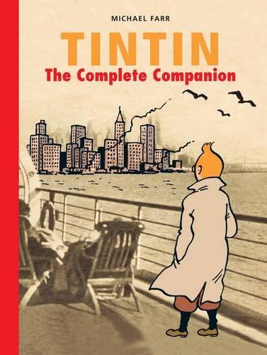 9781405261272: Tintin: The Complete Companion (Adventures of Tintin (Hardcover))