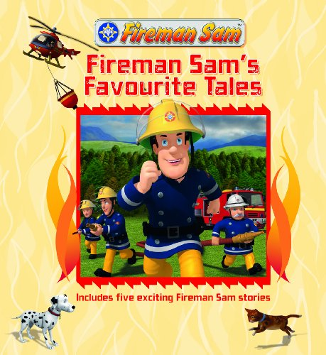 9781405261777: Fireman Sam's Favourite Tales: Story Collection