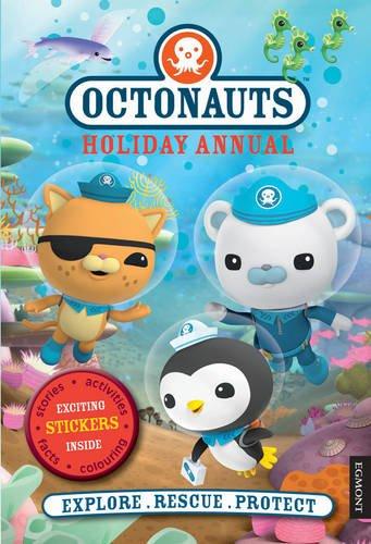 9781405261821: Octonauts Holiday Annual