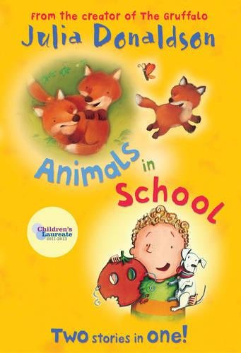 9781405262101: Animals in School: Two Stories in One! (Red Bananas)