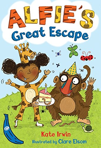 Alfie's Great Escape: Blue Banana (Banana Books): Irwin, Kate