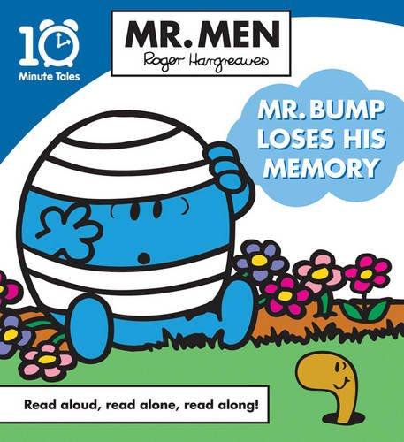 9781405262217: Mr. Men Mr. Bump Loses his Memory (10 Minute Tales)