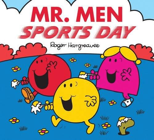 9781405262316: Mr. Men Sports Day (Mr. Men & Little Miss Celebrations)