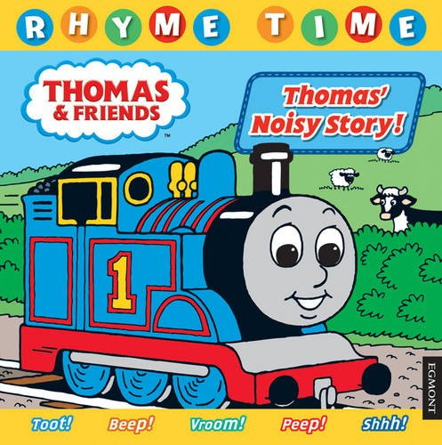 9781405262590: Thomas' Noisy Story!.