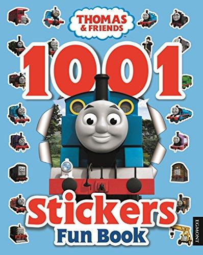 9781405262668: Thomas & Friends 1001 Stickers Fun Book