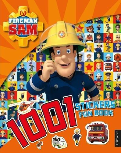 9781405262675: Fireman Sam: 1001 Stickers Fun Book (1001 Stickers Fun Books)