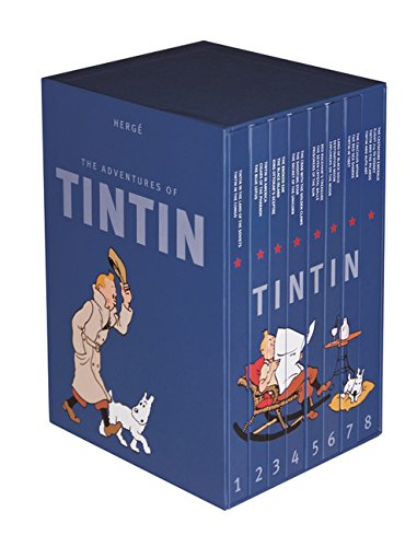 The Complete Adventures of Tintin: Herge