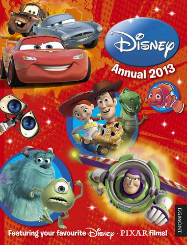 9781405263313: Disney (Pixar) Annual 2013