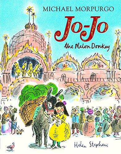 9781405263528: Jo Jo The Melon Donkey