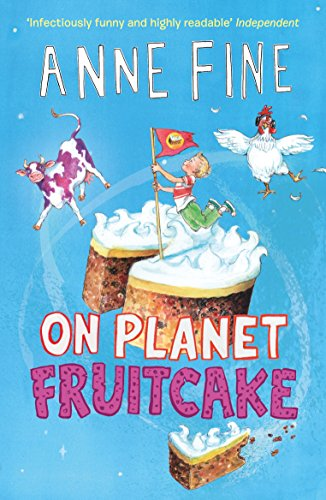 On Planet Fruitcake (1405263563) by Fine, Anne